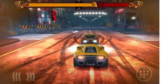 Игра онлайн Carmageddon на Андроид