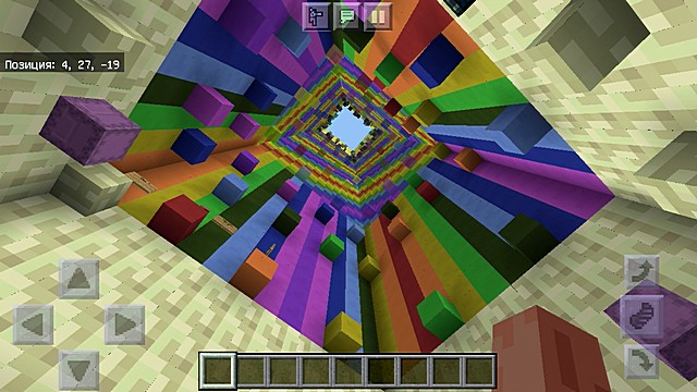 Карта Tower Parkour для Майнкрафт ПЕ на Андроид