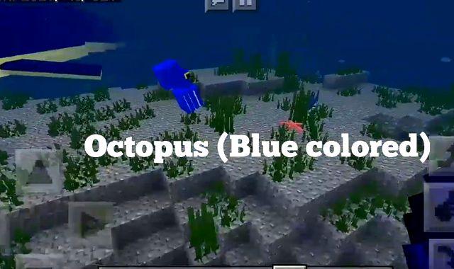 Мод Oceanic для MCPE 1.10.0.4 на Андроид