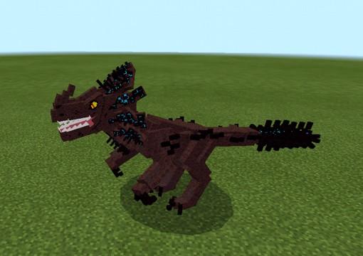 Скачать мод на динозавров для Майнкрафт ПЕ 1.16