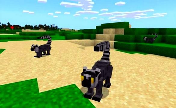 Мод на Андроид для Minecraft PE - Creatures аддон