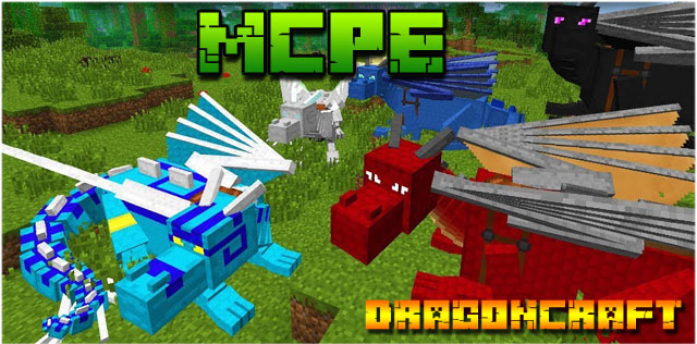 Скачать мод для Майнкрафт ПЕ 1.16 на Андроид / DragonCraft