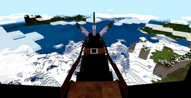 Скачать мод Fantasy для Minecraft PE на Андроид
