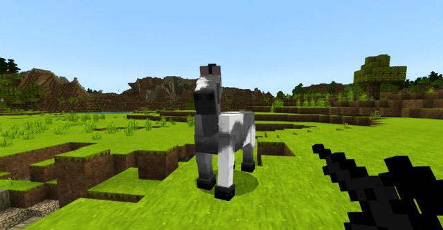 Мод на оружие для Майнкрафт ПЕ 1.16