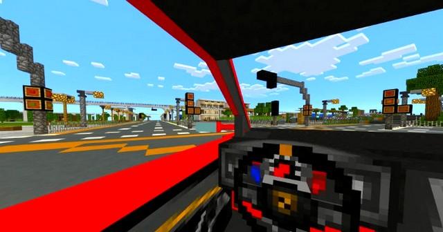 Скачать на Андроид мод для машины - Minecraft PE 1.16