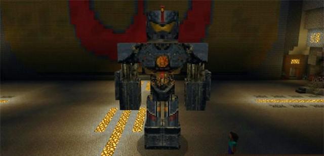 Мод на Андроид для MCPE 1.16 - Роботы с оружием