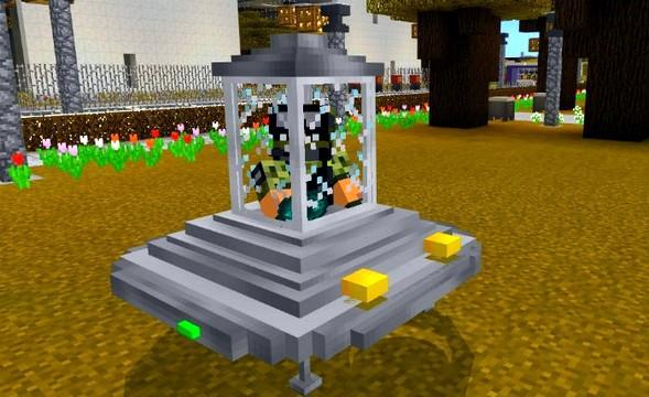 Скачать мод на Андроид для Minecraft PE 1.16 - Космический корабль