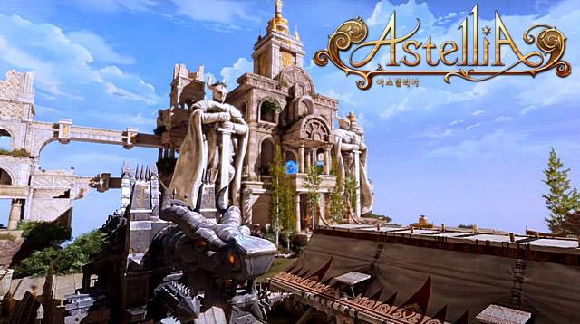 РПГ онлайн игра Astellia на компьютер