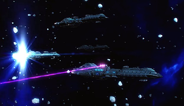 Космическая онлайн игра Star Conflict на компьютер