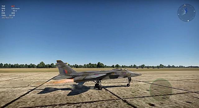 Игра онлайн на ПК (War Thunder)