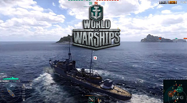 Игра онлайн World of Warships на ПК