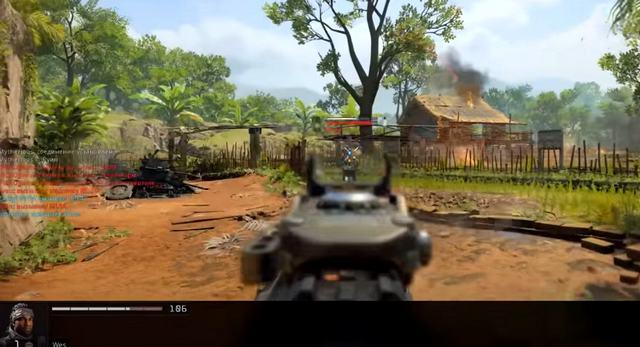 Игра Call of Duty Black Ops 4 на компьютер