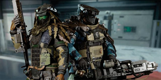 Скачать игру на ПК через торрент | Call of Duty: Infinite Warfare