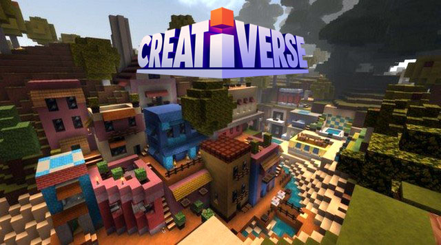 Игра Creativerse на компьютер / Windows 10, 8, 7