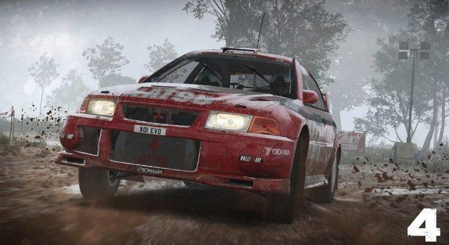 Скачать на компьютер DiRT Rally 4 через торрент