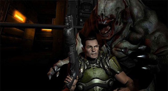 Игра Doom 3 BFG Edition   Скачать через торрент без регистрации