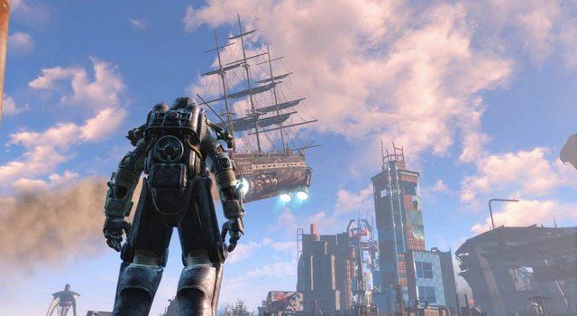 Игра Fallout 4 | Скачать 3D шутер через торрент без регистрации