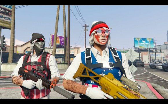 Скачать торрент GTA 5 / Grand Theft Auto V - Русский | ENG