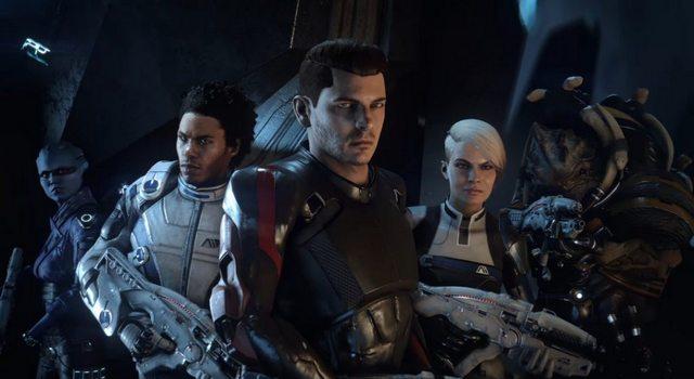 Скачать на компьютер Mass Effect: Andromeda через торрент бесплатно