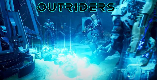 Игра Outriders MMO для ПК