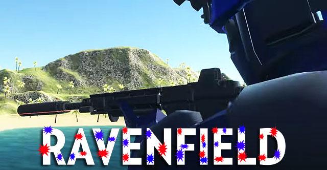 3Д шутер на компьютер | Ravenfield