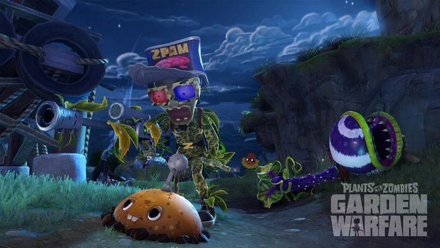 Скачать торрент Plants vs Zombies Garden Warfare - Русский | Eng
