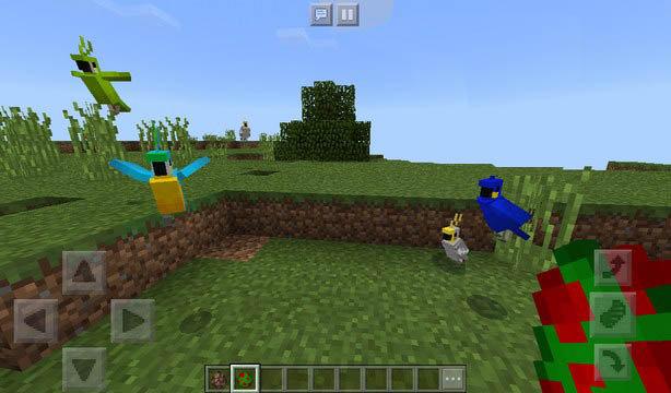 Скачать бесплатно Minecraft PE 1.2.10 на Андроид   Build 2