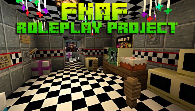 Карта Roleplay project на Андроид для Minecraft PE