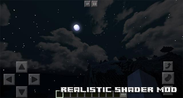 Реалистичные шейдеры / Мод SDGPE для Minecraft PE 1.2.10