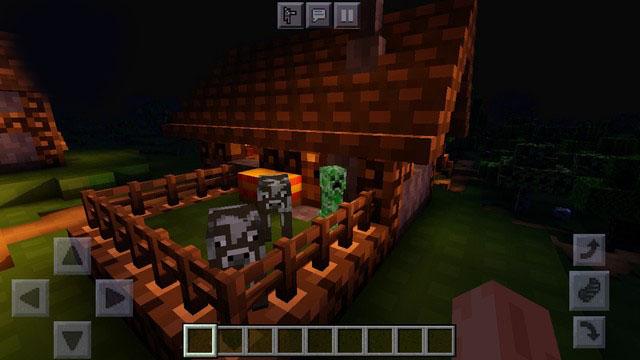 Скачать EB шейдеры для Minecraft PE на Андроид