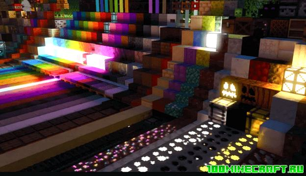 PBR текстуры для Minecraft Bedrock с RTX | Win 10 | Андроид