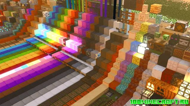 PBR текстуры для Minecraft Bedrock с RTX   Win 10   Андроид