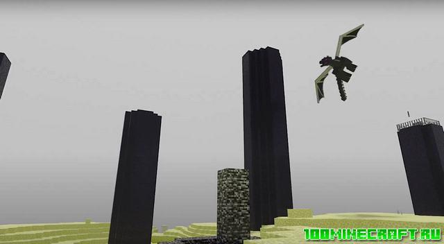 RTX текстуры для Minecraft Bedrock 1.16