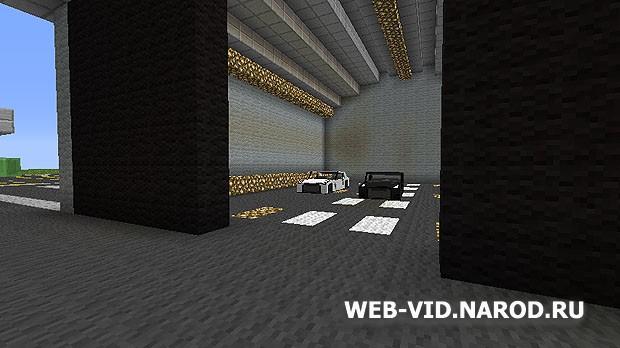 Скачать лаунчер Майнкрафт 1.6.4 с модами на машины для Виндовсс