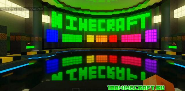 Майнкрафт Bedrock Edition RTX версия 1.16.30.56