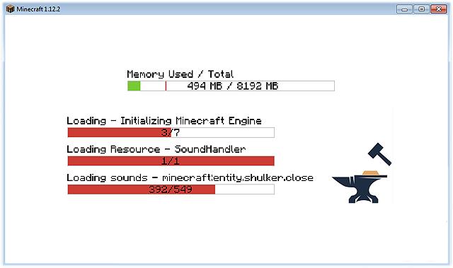 Скачать Майнкрафт Форже 1.12.2 версия 14.23.5.2768