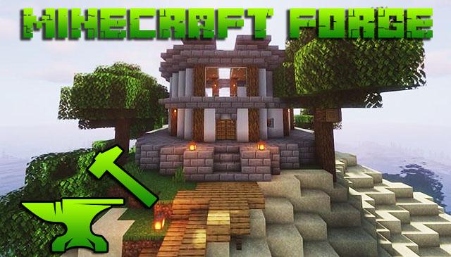 Minecraft Forge 1.16 v.32.0.57