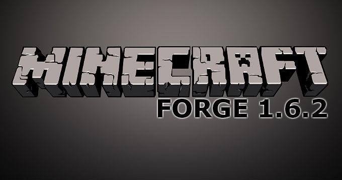 Скачать мод Minecraft Forge для версии 1.6.2