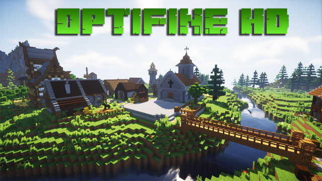 Скачать OptiFine HD для Minecraft 1.16.1