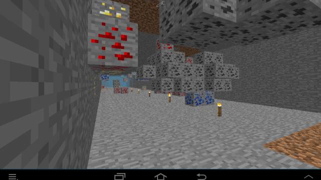 Скачать мод для Андроид - Ultra miner / Minecraft PE 0.9.5-0.8
