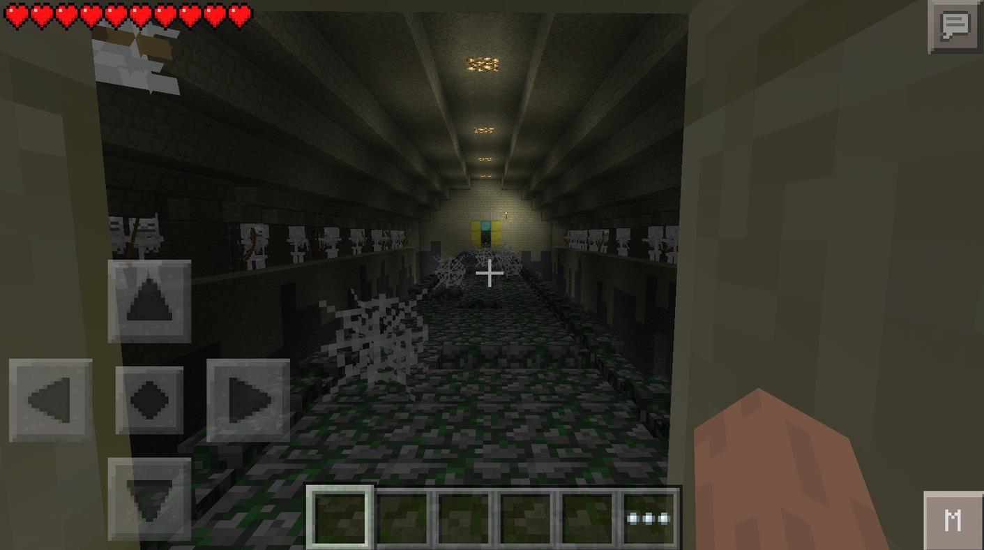 Карта на прохождение для Андроид / Minecraft PE - Temple quest