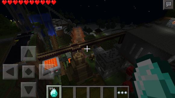 Скачать карту для Майнкрафт PE на Андроид / Mansion 3