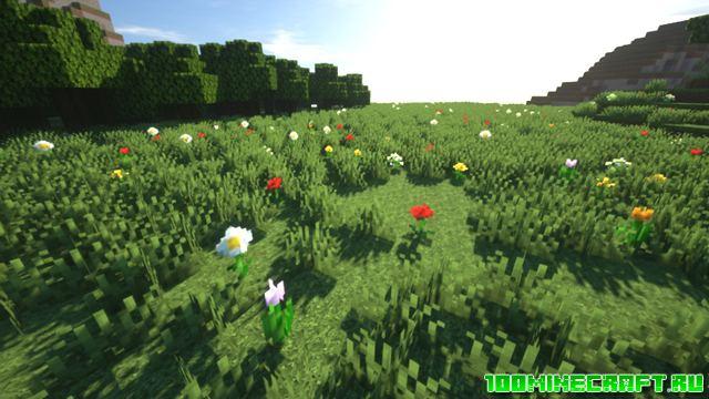 Шейдеры SEUS Renewed для Майнкрафт 1.16.5