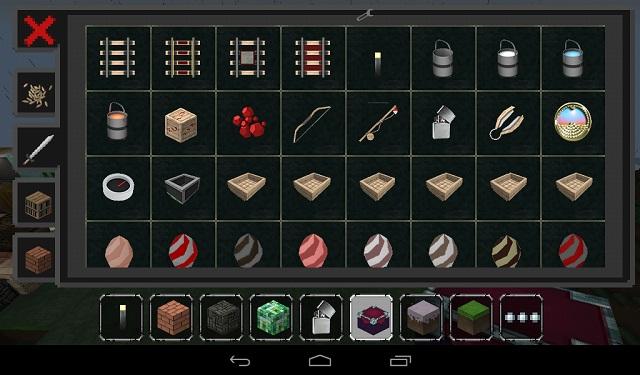 Скачать текстуры на планшеет для Андроид Майнкрафт 0.13.1