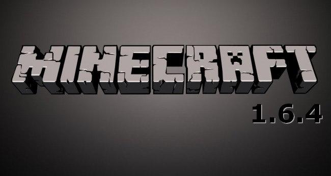 Скачать Minecraft лаунчер версии 1.6.4