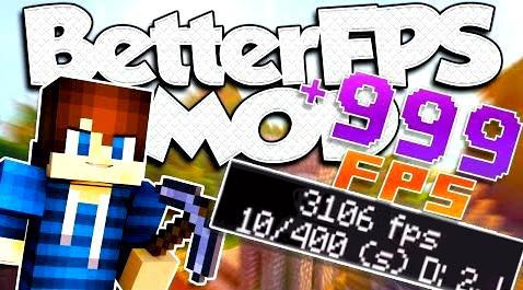 Майнкрафт 1.12.2 с модами - BetterFps