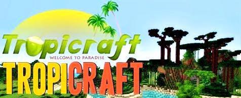 Майнкрафт 1.12.2 с модами - Tropicraft