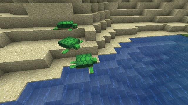 Скачать Майкрафт 1.13.2 - Обновление подводного мира!
