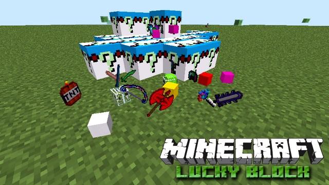 Майнкрафт с модами - Сборка Лаки блок Zombie, Fortunia, Galaxy...