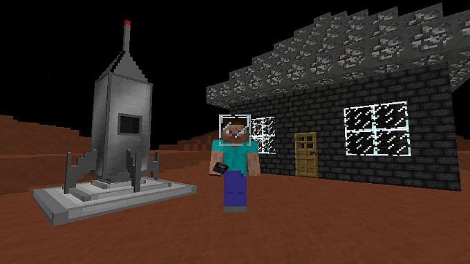 Скачать мод Galacticraft для Minecraft 1.6.4 | Мир Майнкрафт